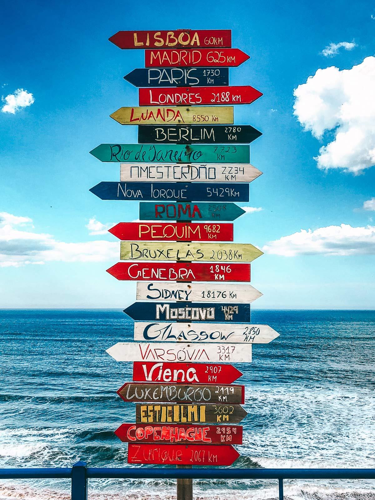 Orte zum Surfen
