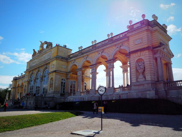 Architektur Schloss Schönbrunn