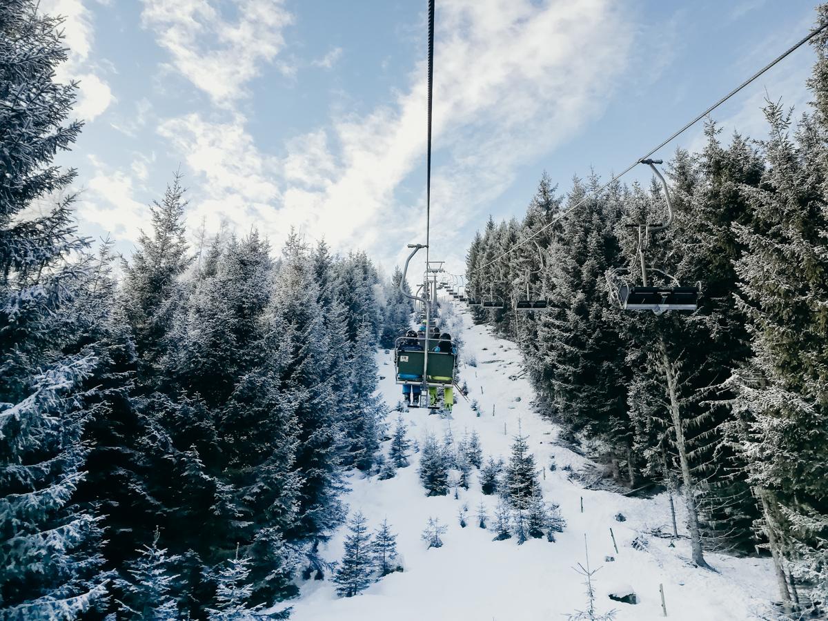 ski fahren grossarltal