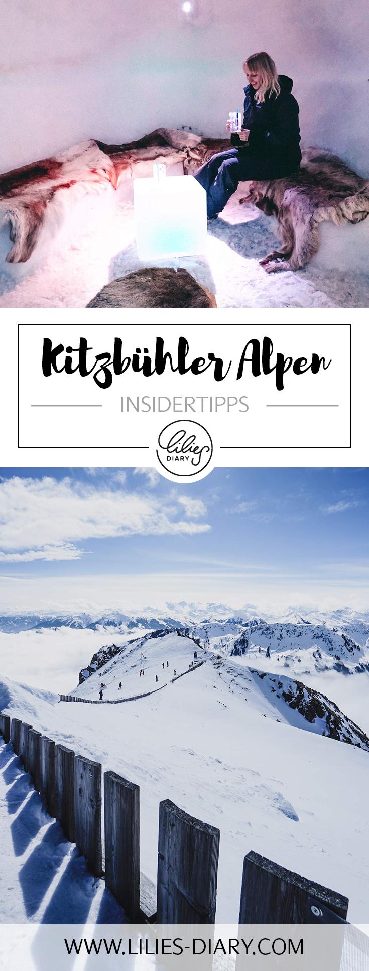 Skifahren Kitzbueheler Alpen