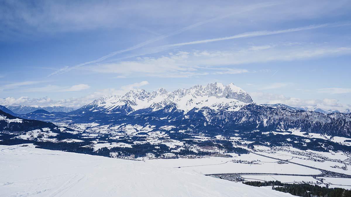 St. Johann Wilder Kaiser Kitzbüheler Alpen