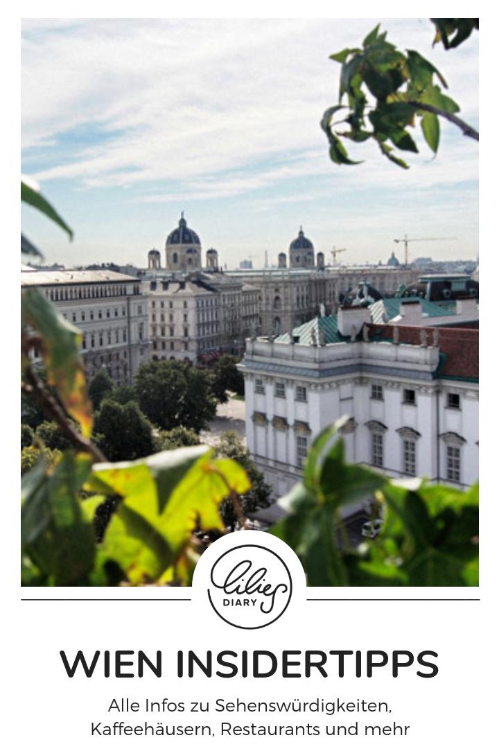 Tipps fuer Wien