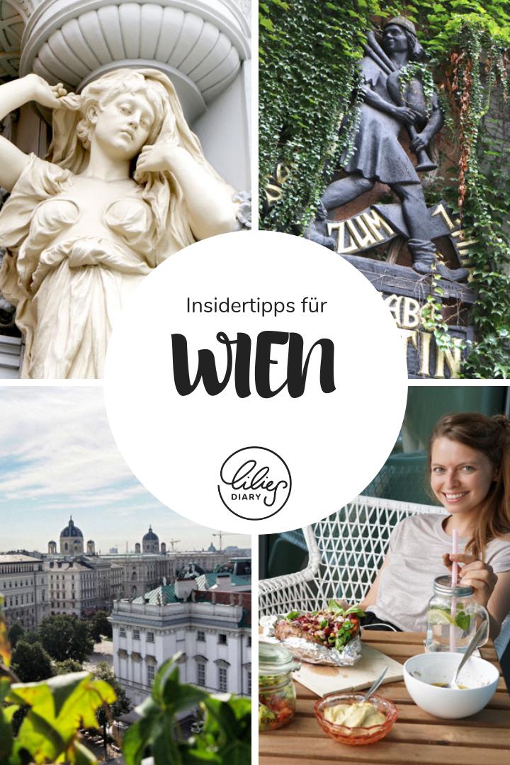 Urlaub in Wien Insidertipps