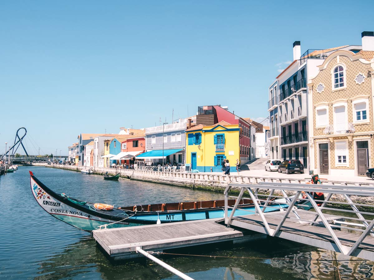 Venedig von Portugal Aveiro