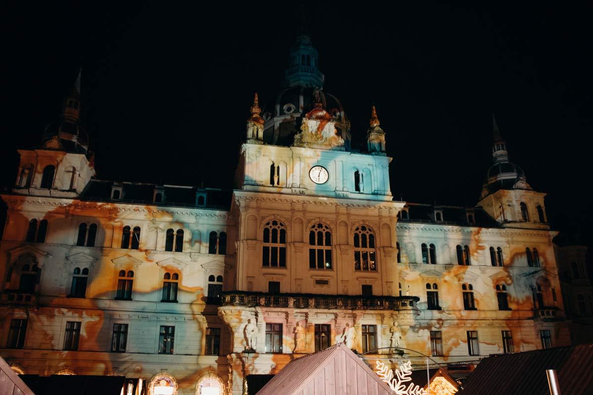 Weihnachtsmarkt in Graz