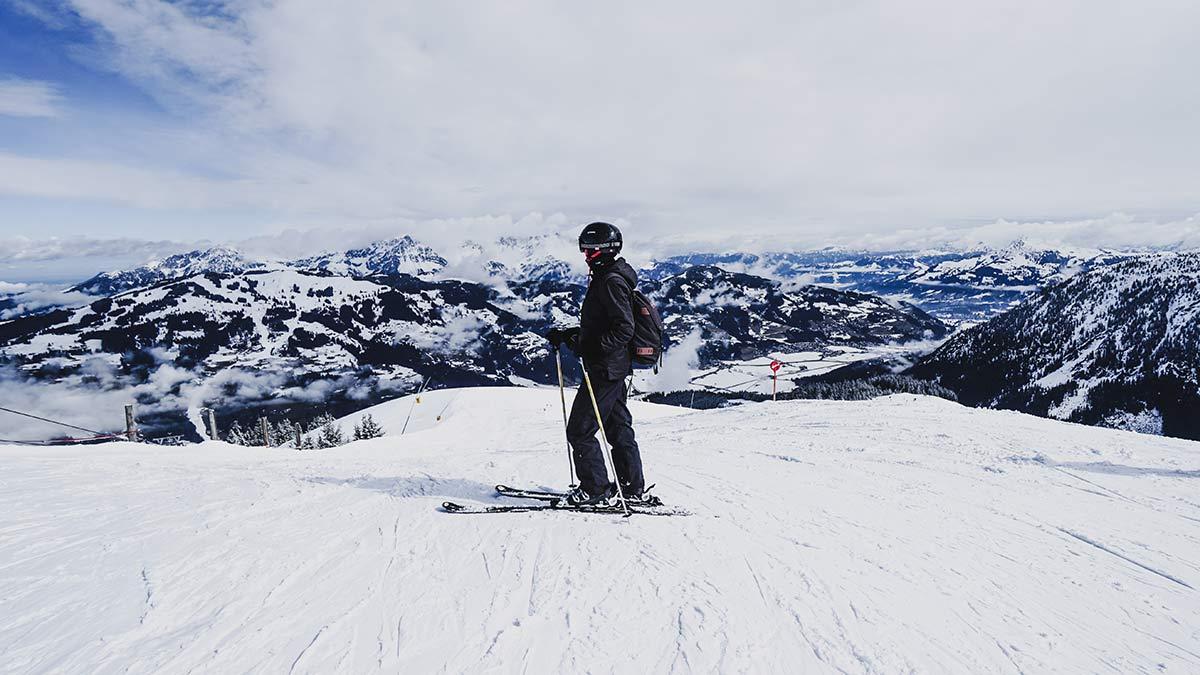 Wilder Kaiser Brixental Kitzbüheler Alpen