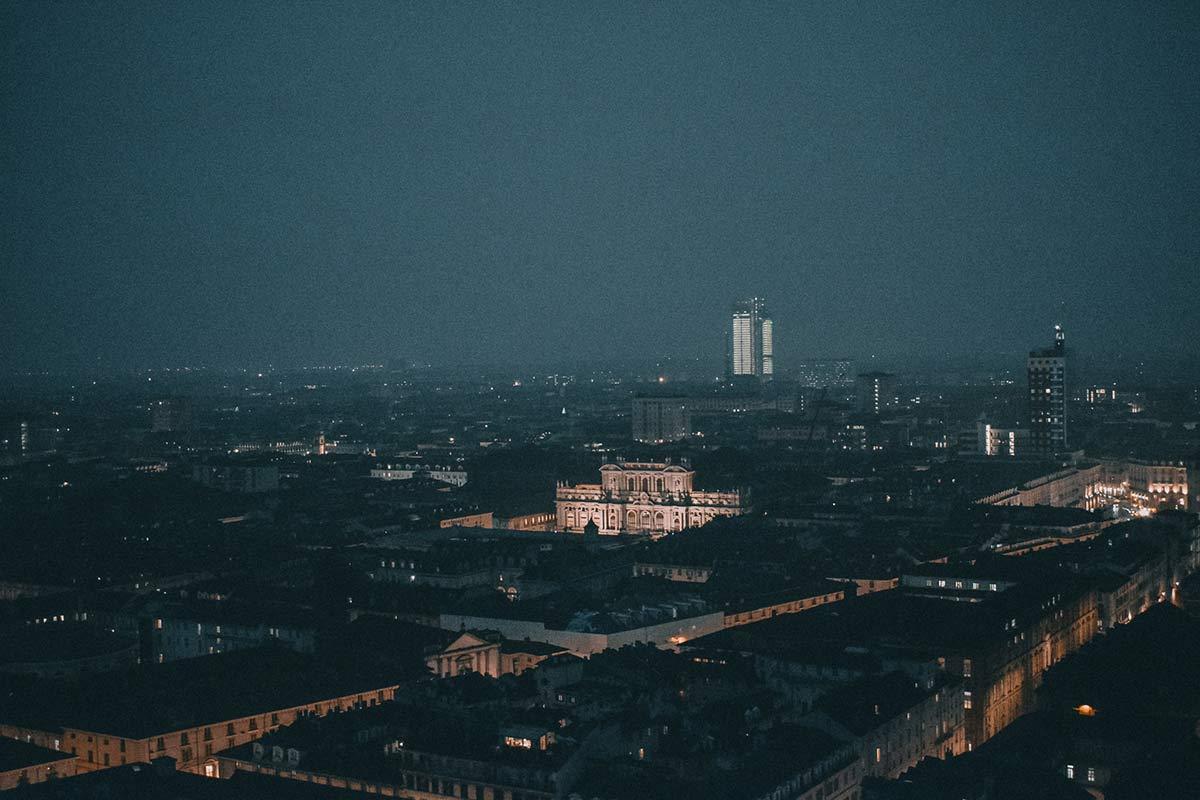 Aussicht Kino Museum Turin