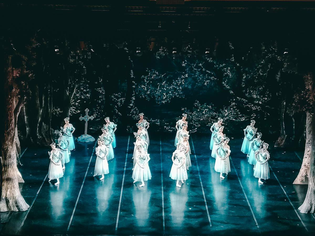 Ballett Tallinn Reistipps