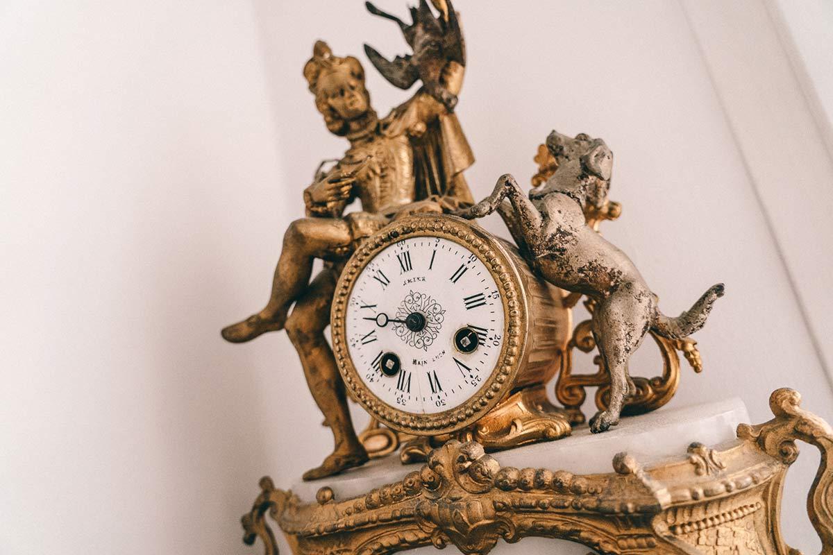 Boutique Hotel Kircheldorff alte Uhr