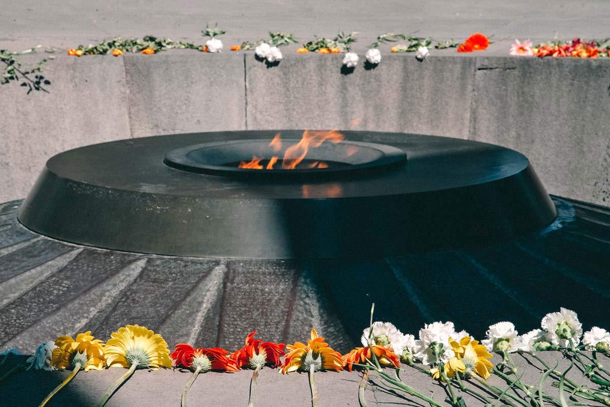 Genozid Denkmal Armenien
