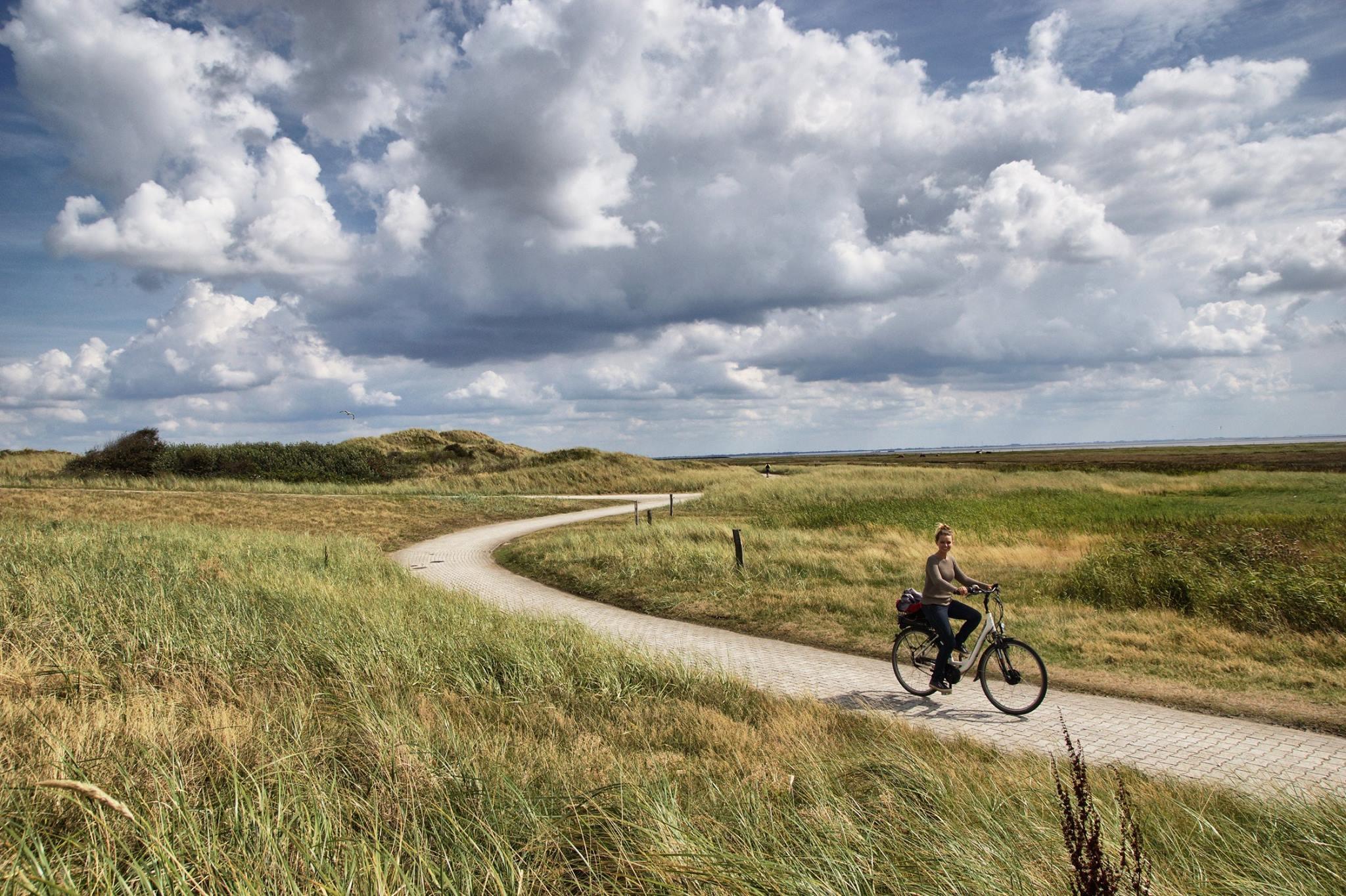 Radfahren auf Juist
