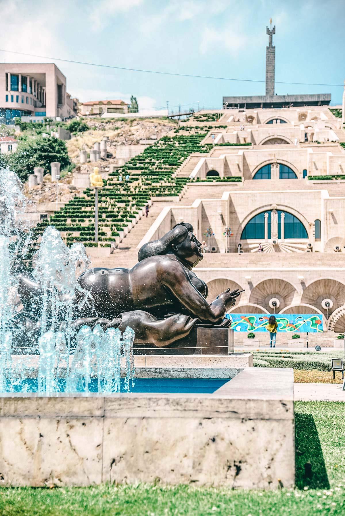 Skulptur Fernando Botero