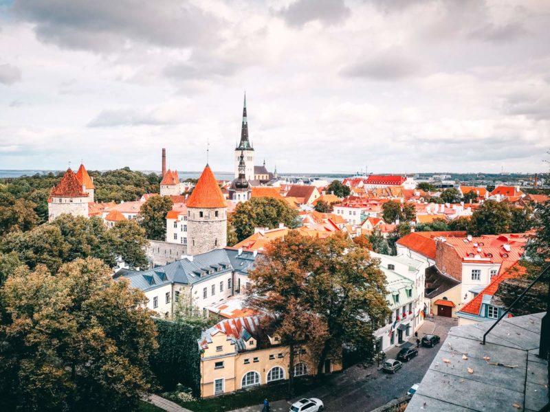 Tallinn Reisetipps Estland