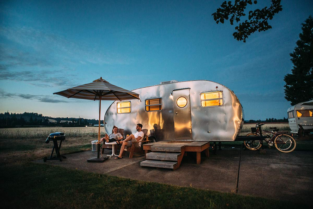 Unplanned Caravan