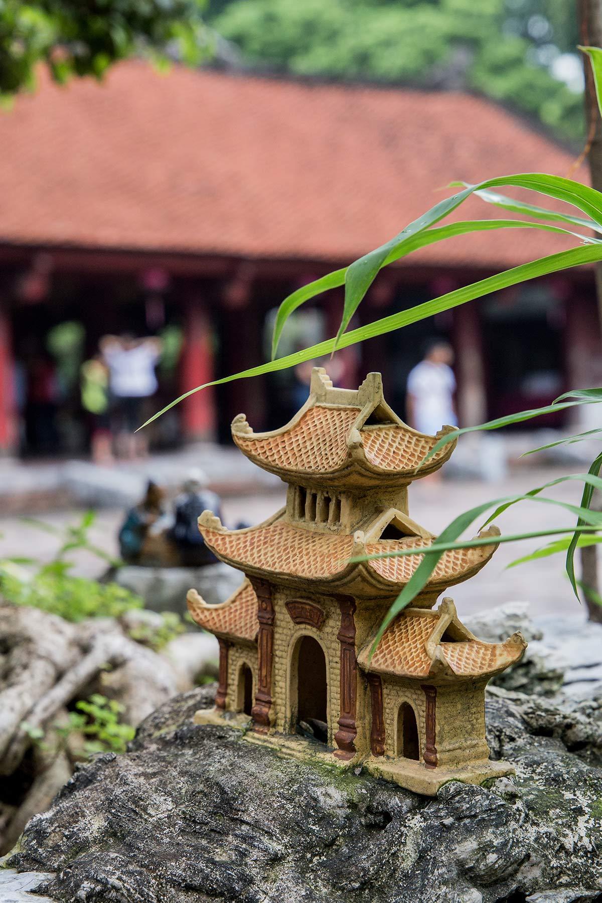 Akademie Literaturtempel Hanoi