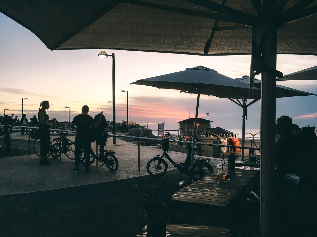 Bars in Tel Aviv