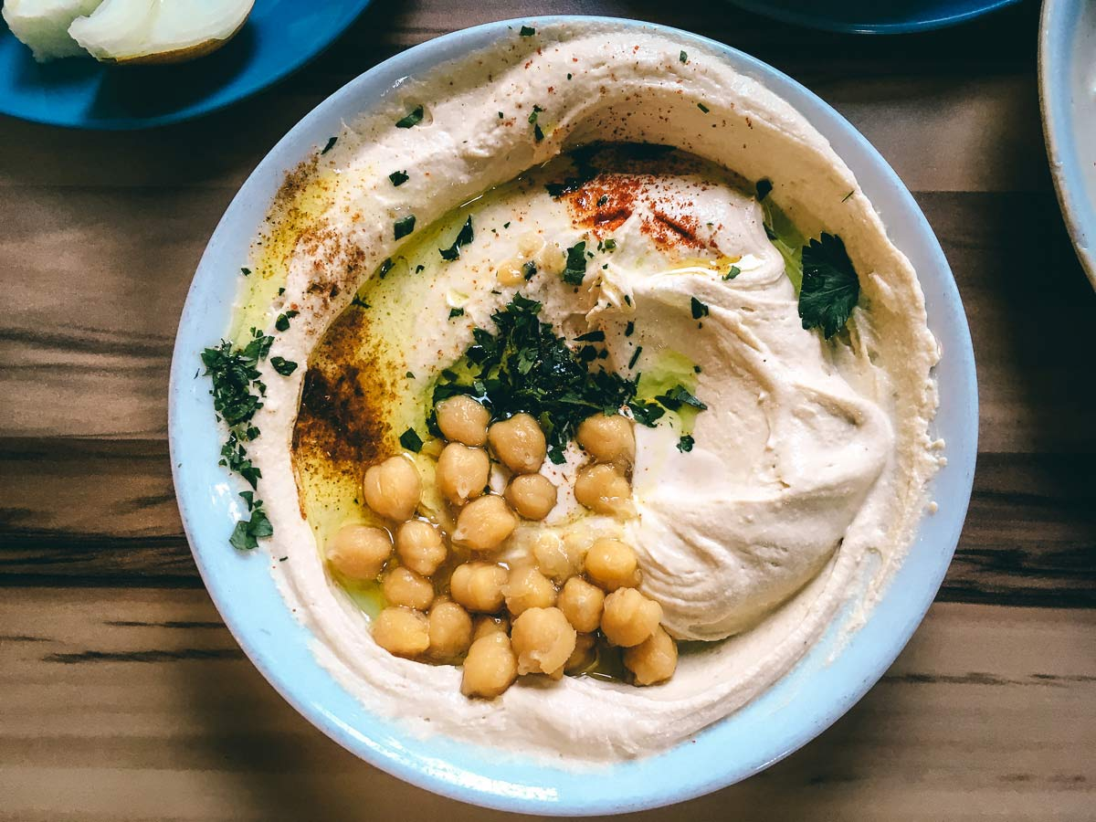 Bestes Hummus in Tel Aviv