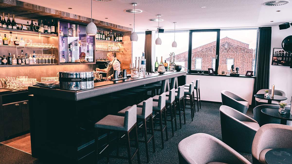 Das Hotel Marent Bar