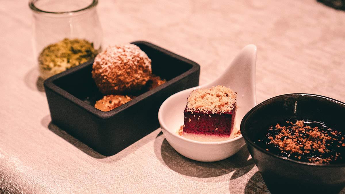 Das Hotel Marent Dessert
