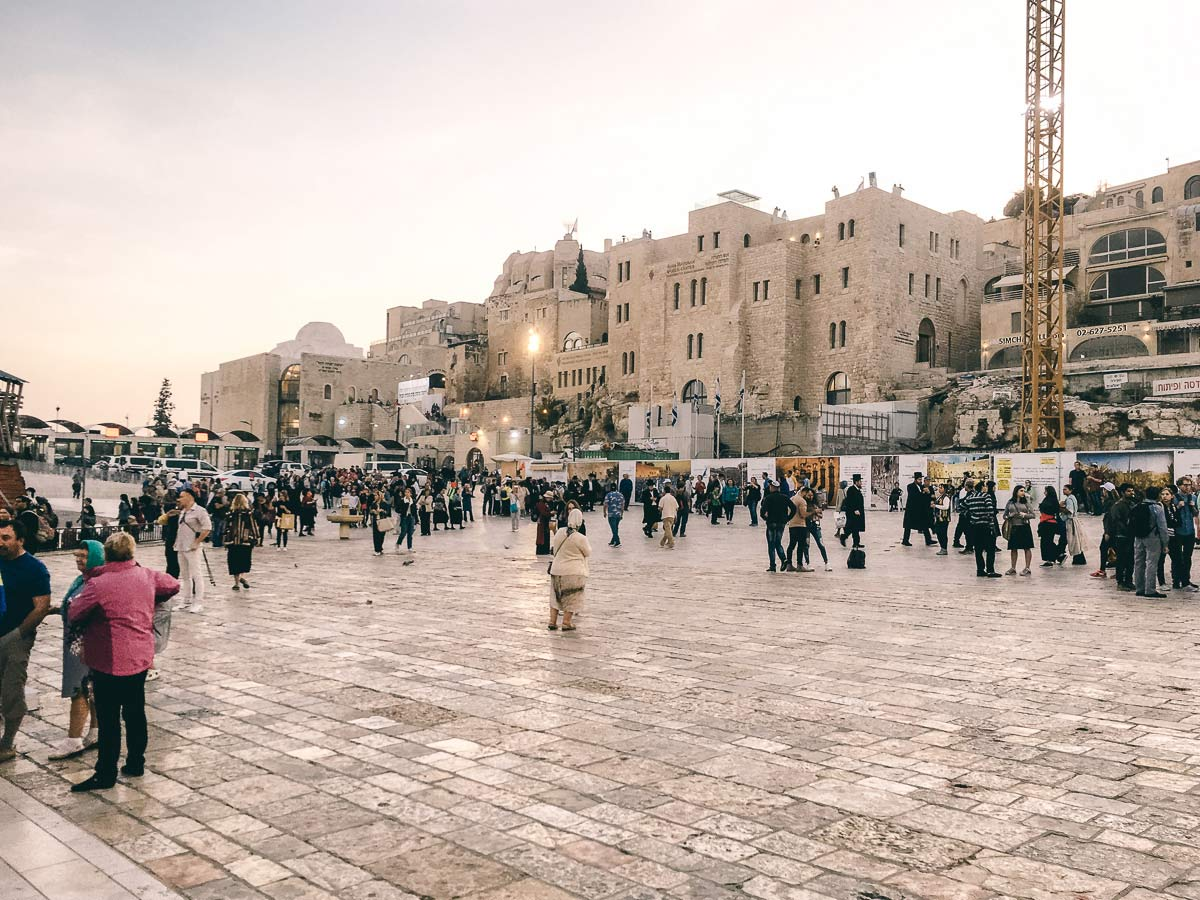 Tel Aviv Jerusalem Trip