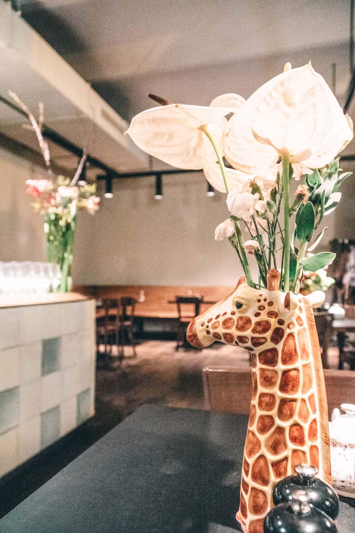 Giraffenvasen