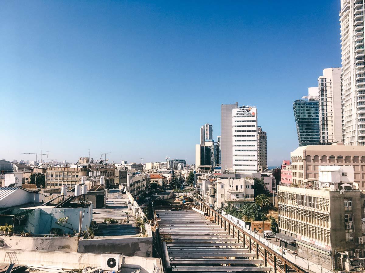 Hostel in Tel Aviv