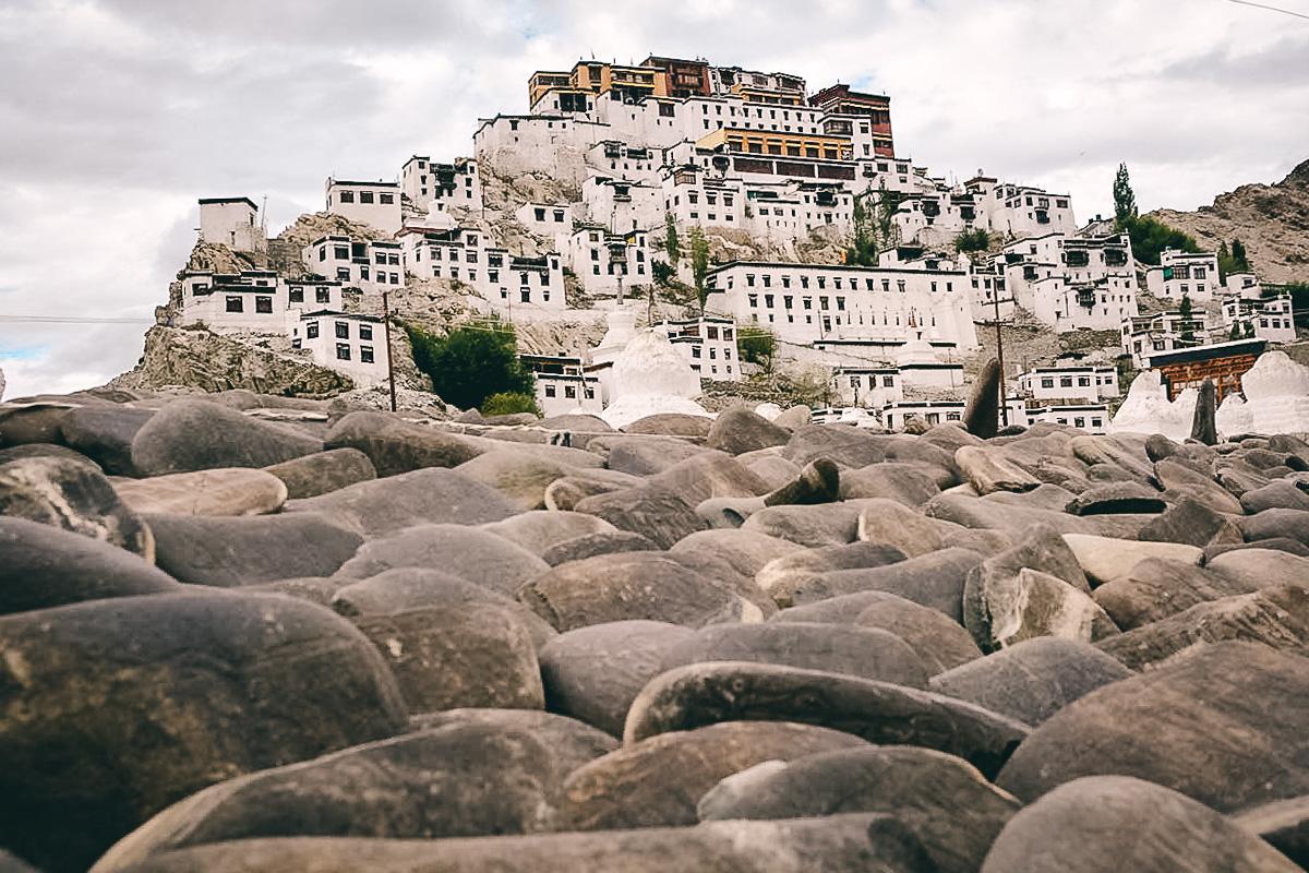 indisches kloster thikse