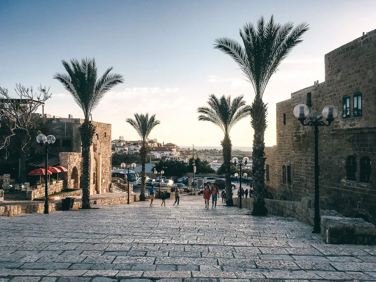 Jaffa in Tel Aviv