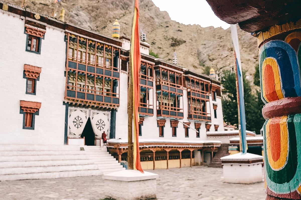 kloster hemis