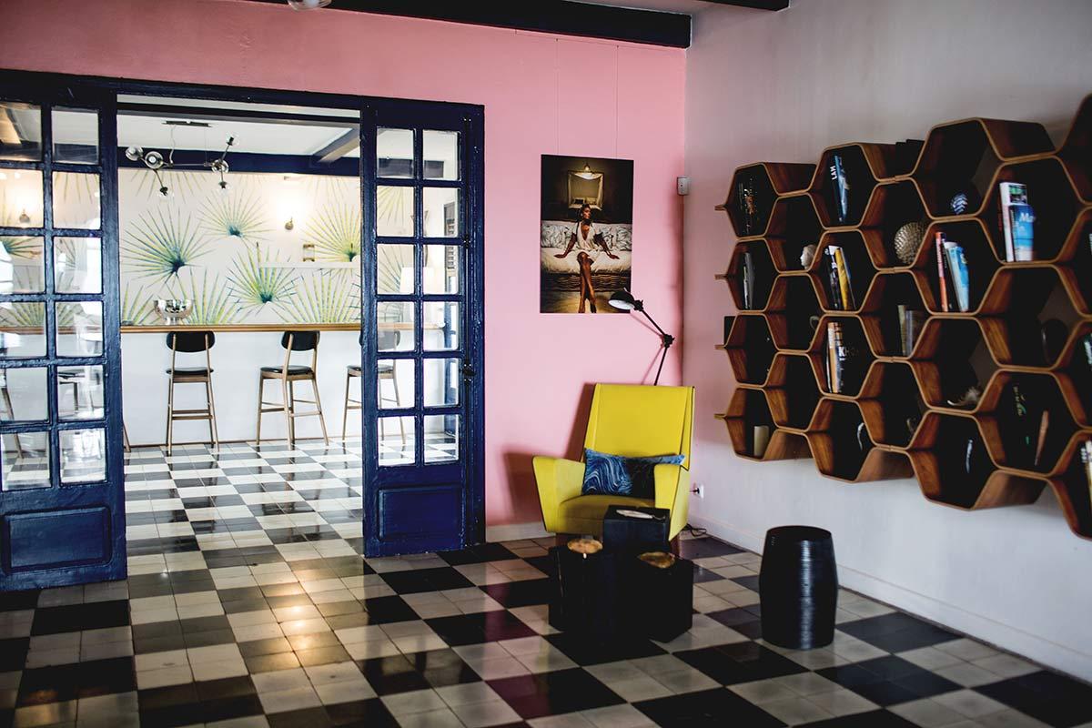 Leseecke Boutique Hotel Apolline Martinique