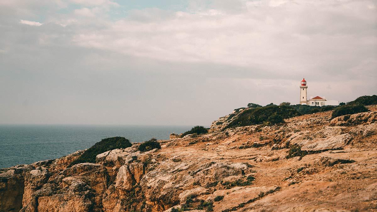 Leuchturm Algarve