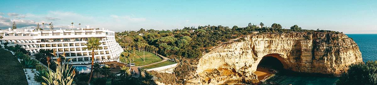 Panorama TIVOLI CARVOEIRO ALGARVE RESORT