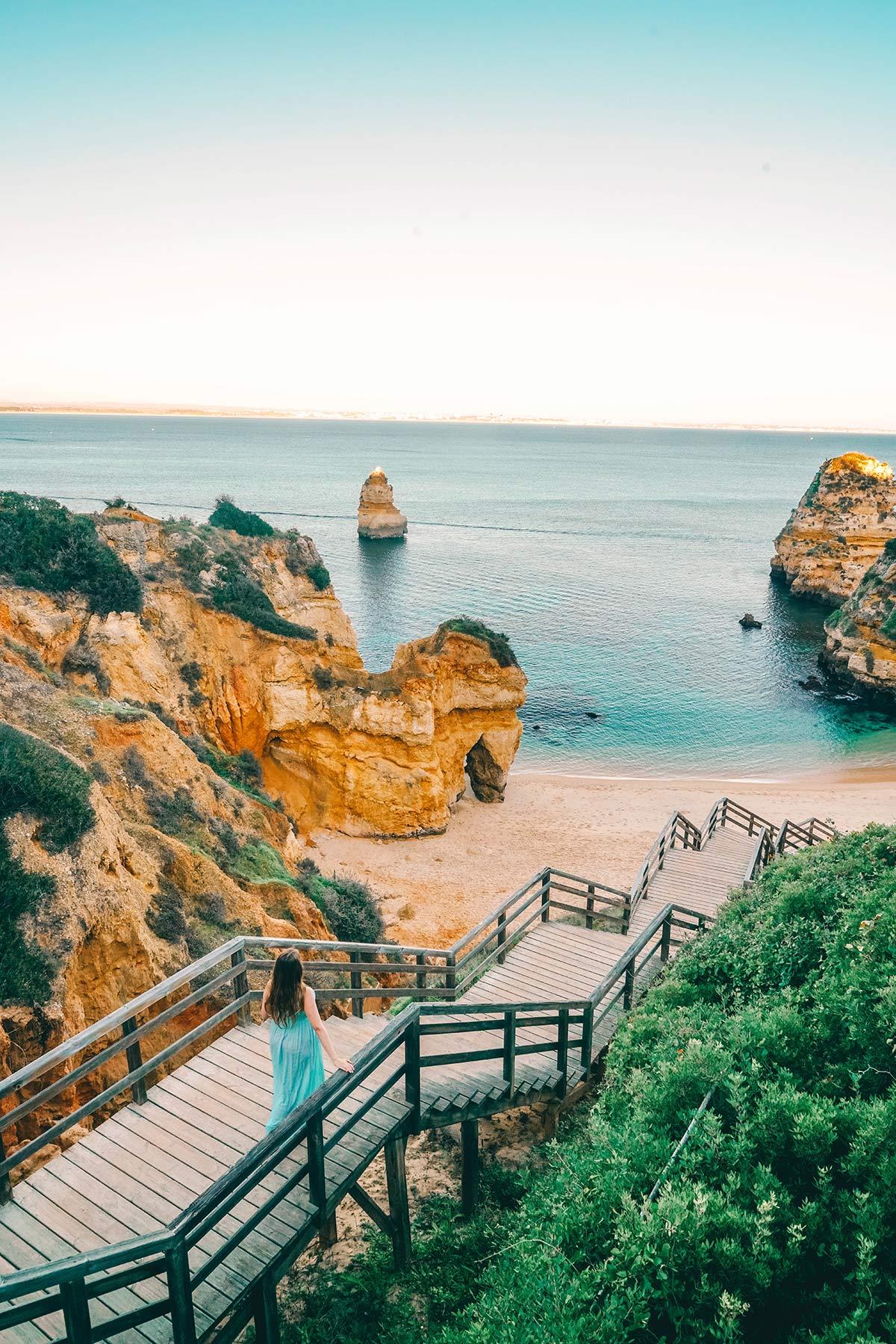 Praia da Camilo Algarve