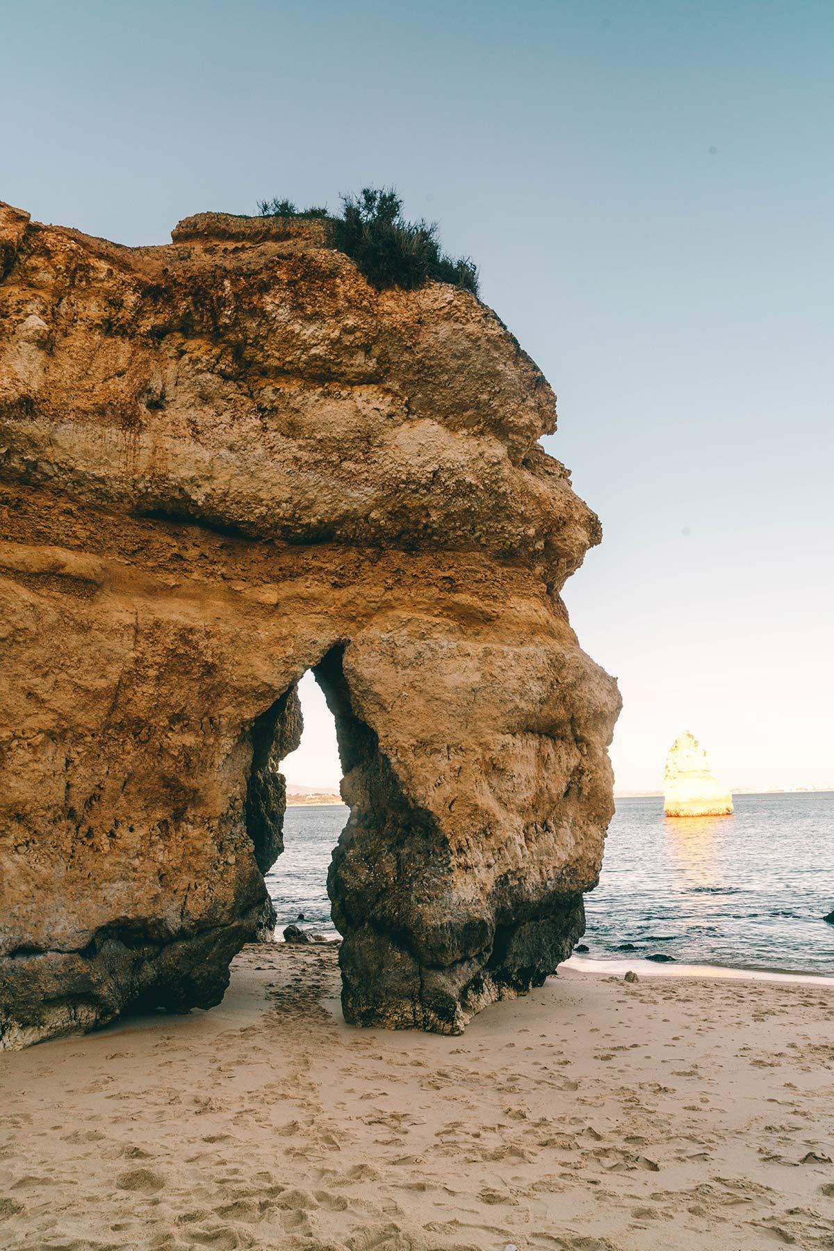 Praia da Camilo Portugal