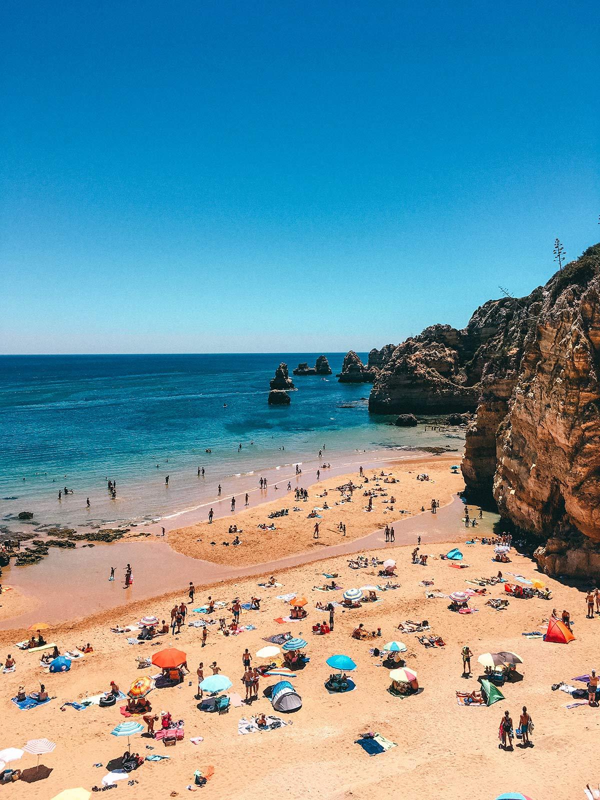Praia Dona Ana Sommer