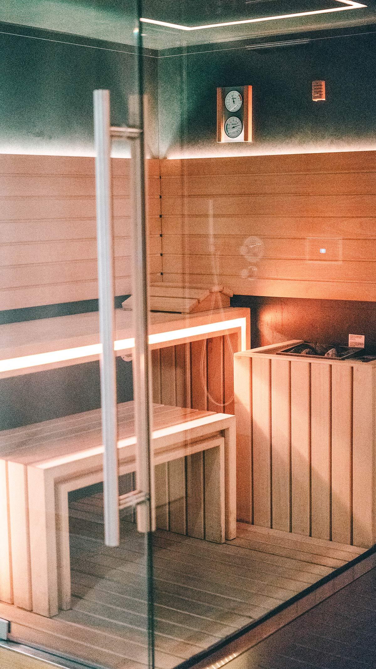 Sauna TIVOLI CARVOEIRO ALGARVE RESORT