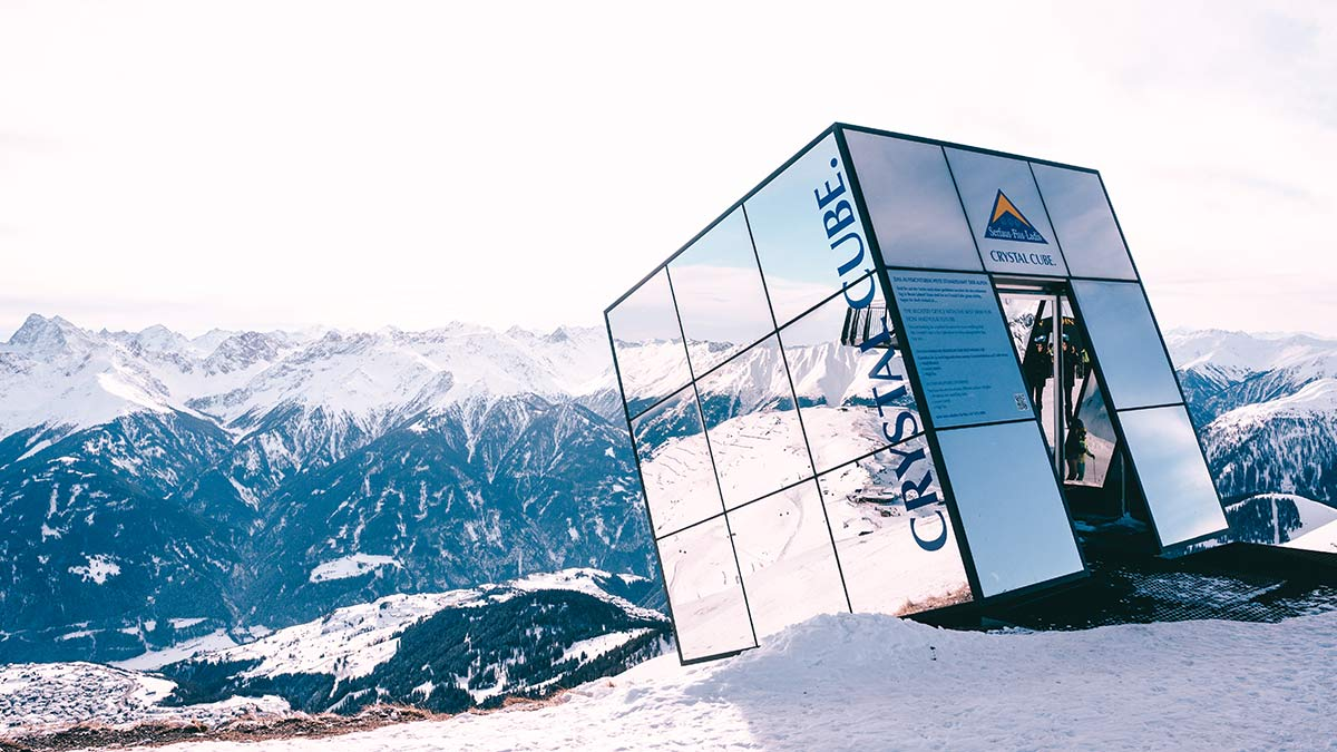 Winterurlaub in Serfaus-Fiss-Ladis Crystal Cube