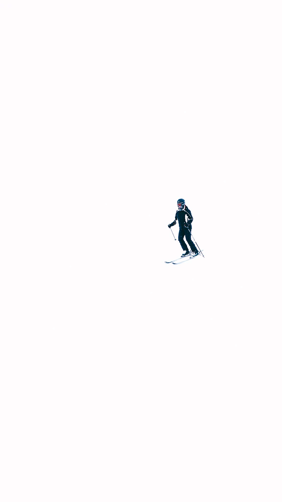 Serfaus Fiss Ladis Skifahrerin