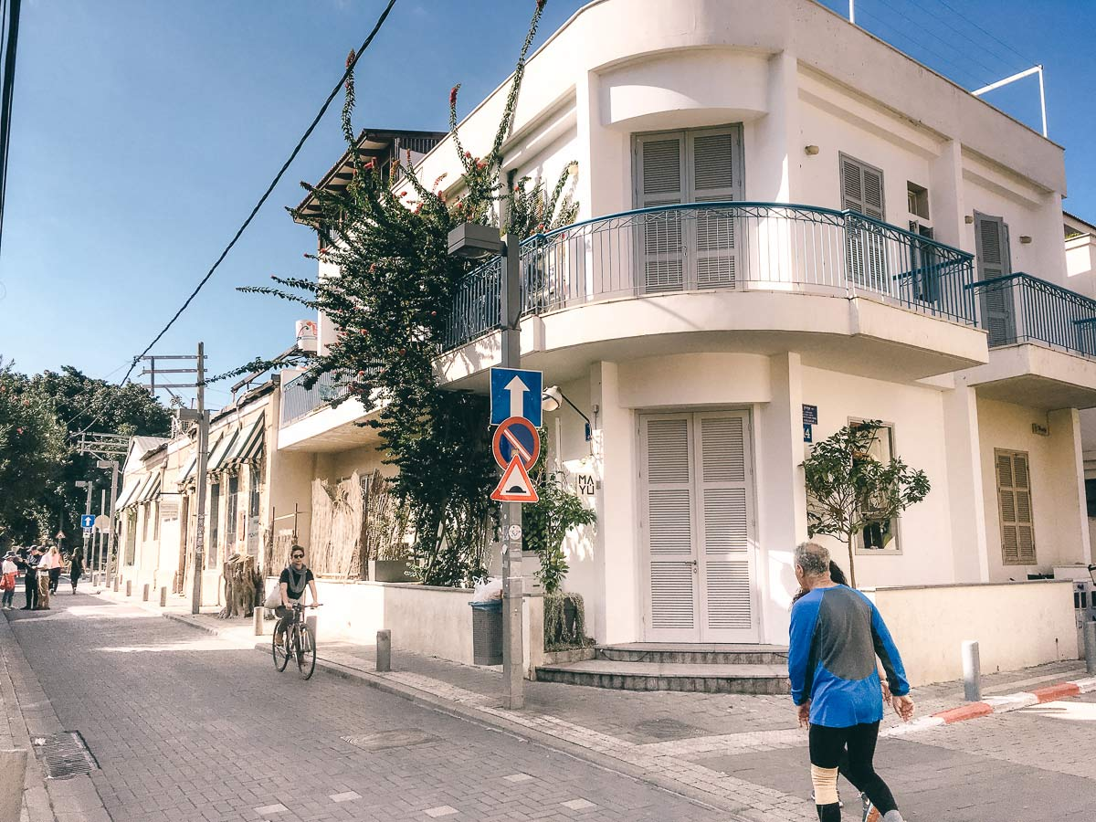 Spaziergang Tel Aviv