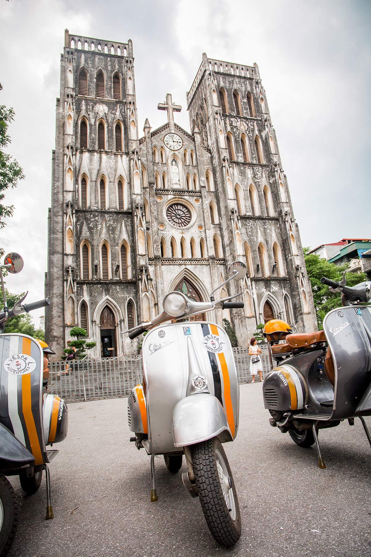 St. Joseph. Kathedrale Hanoi