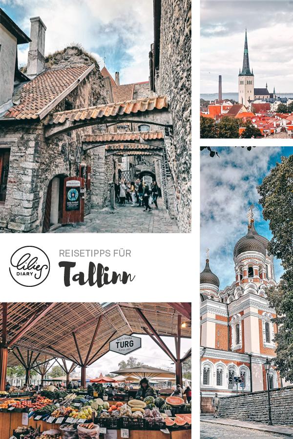 Tallinn Sehenswuerdigkeiten