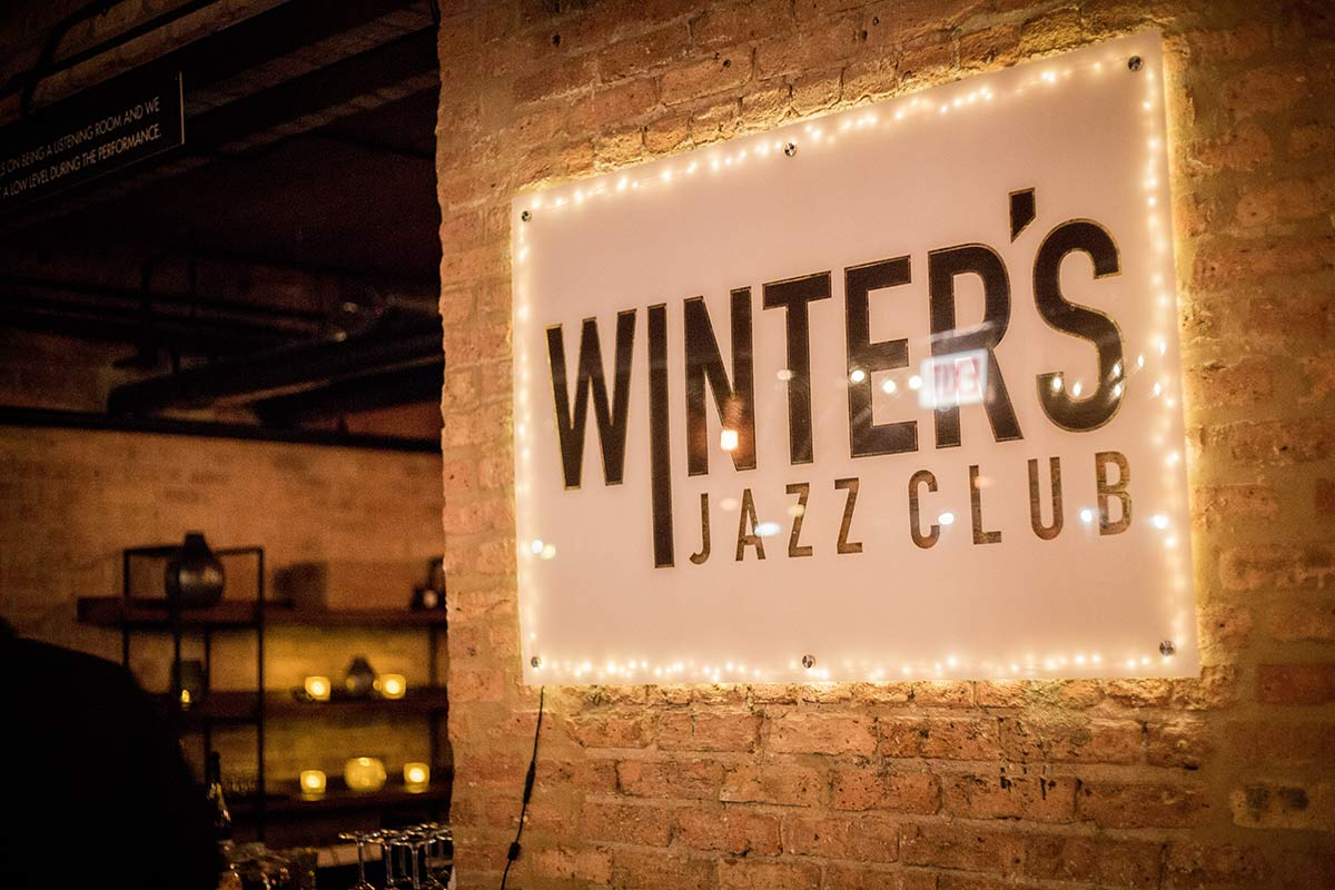Winter's Jazz Club Chicago