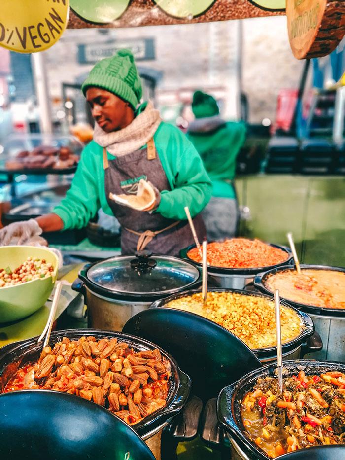 aethiopisches essen spitersfield market