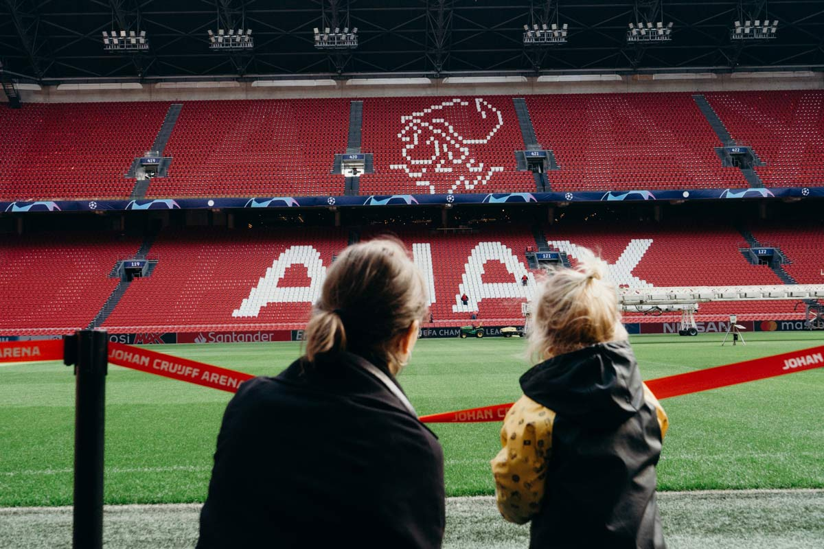Ajax Amsterdam Tour