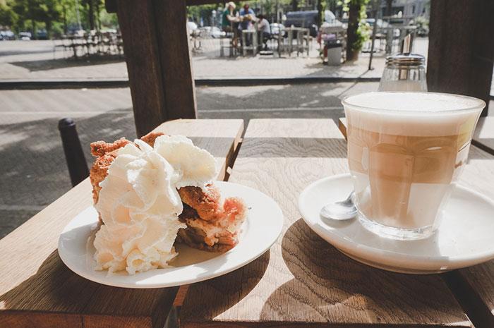 amsterdam cafe winkel