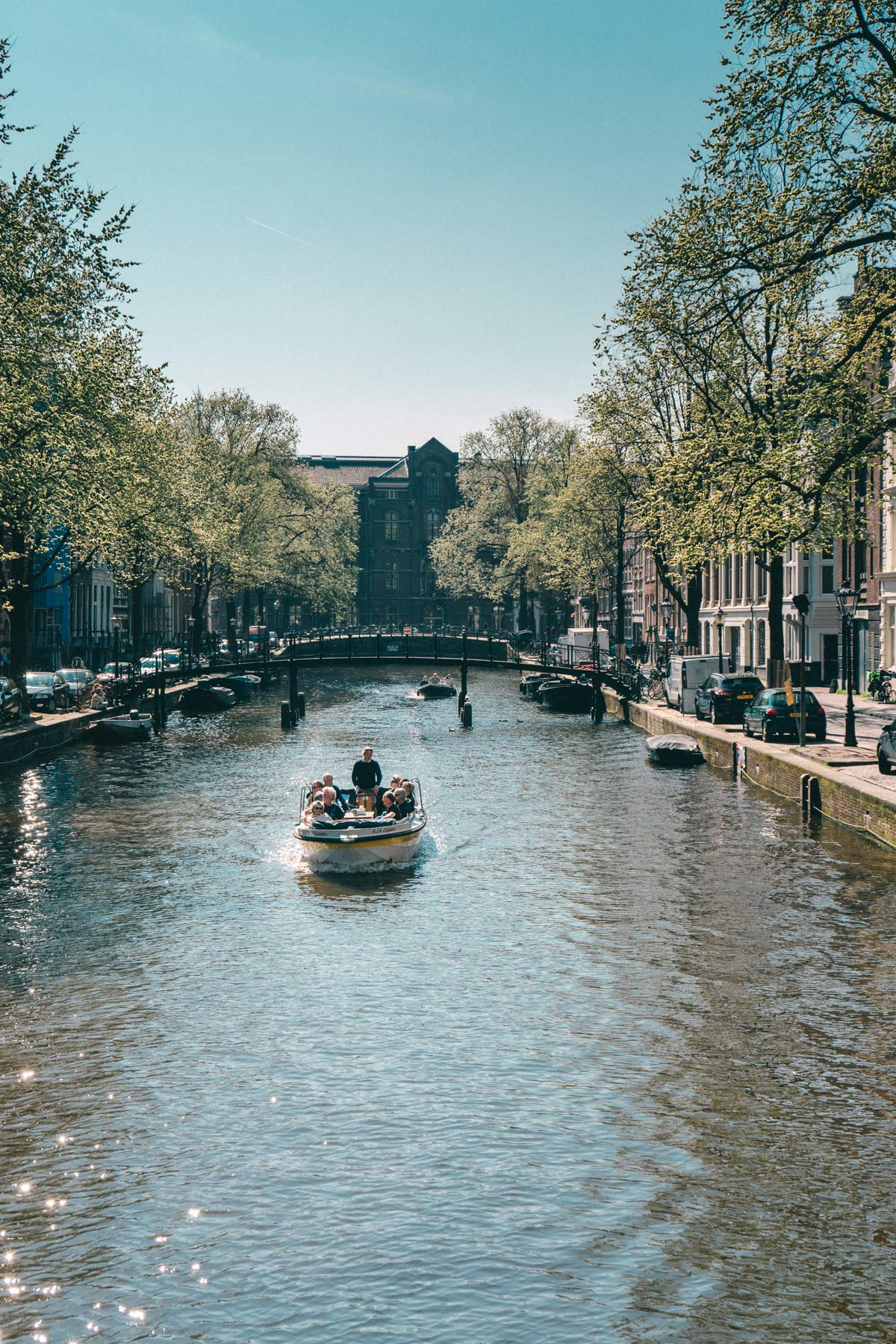 Amsterdam Grachtentour