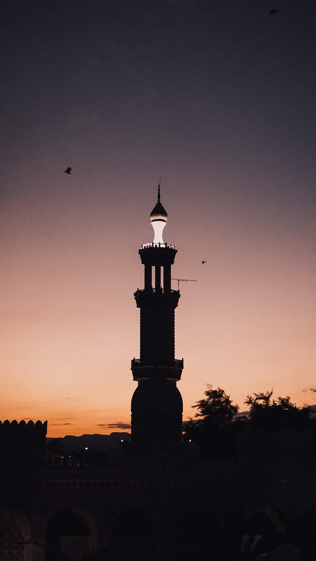 Aqaba Moschee Sharif Hussein Bin Ali
