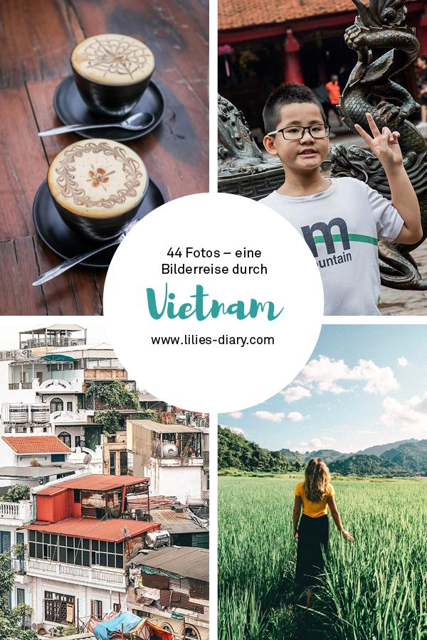 Bilderreise Vietnam Fotos