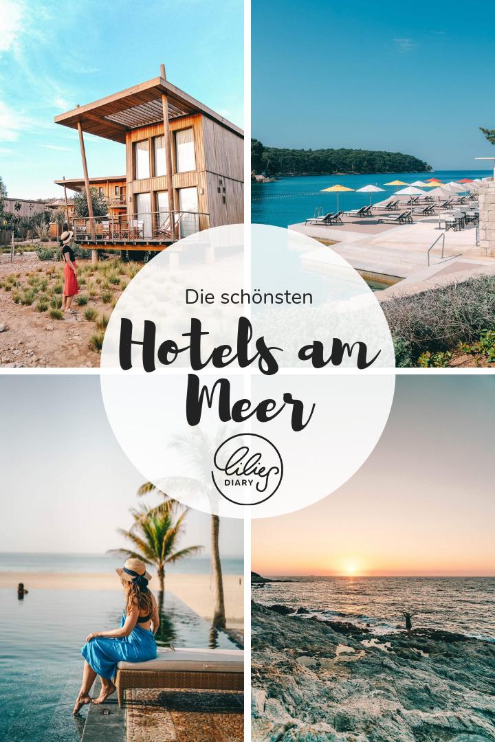 Die schoensten Hotels am Meer