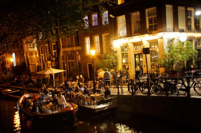 Grachten Tour Amsterdam